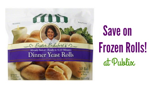 sister schubert's coupon dinner rolls