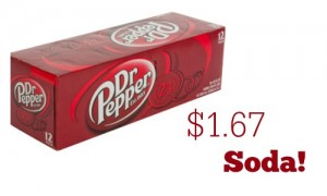 dr. pepper deal