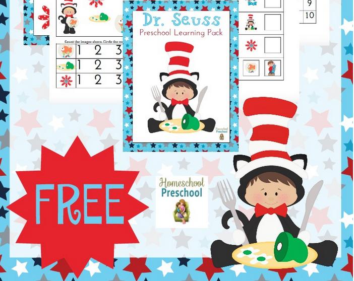 free printable dr. seuss
