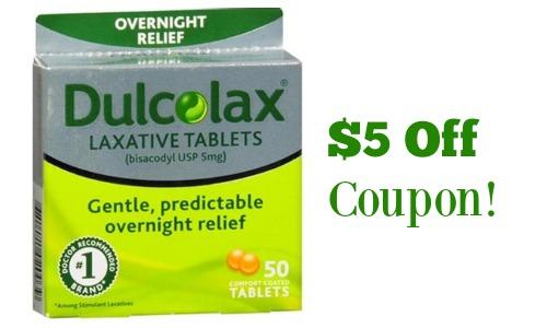 dulcolax coupon