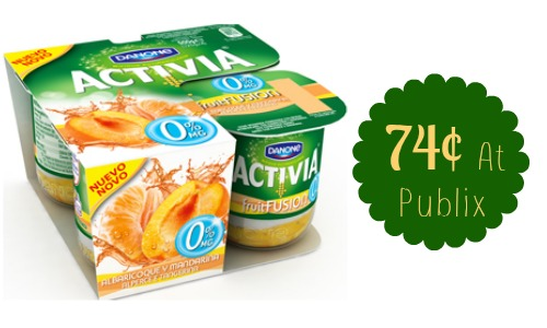 fruit fusion activia coupon