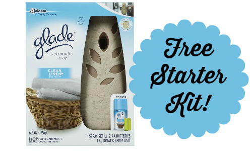 glade air fresheners coupon