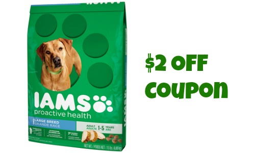 Iams Natural Dog Food Recall