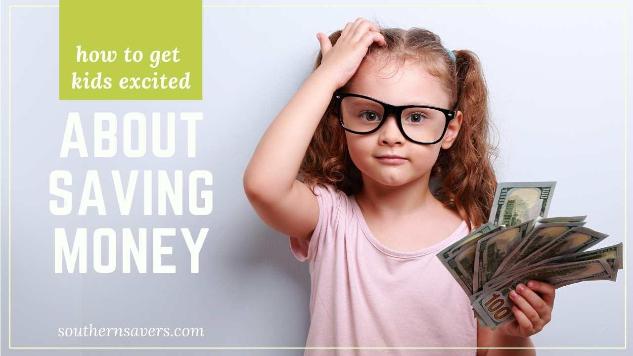 saving money for kids