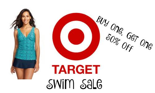 Target: Swimwear Sale
