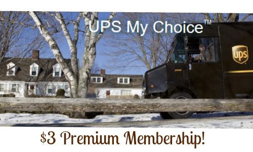 ups membership
