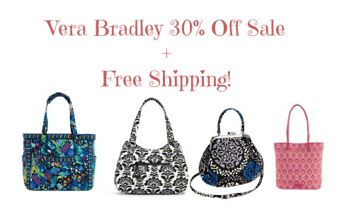 Vera Bradley | Extra 30% Off Sale Items