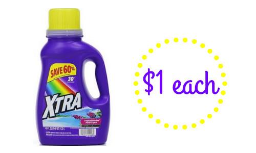 xtra detergent