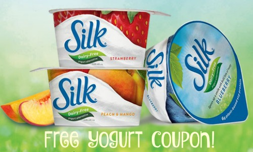 silk dairy-free yogurt