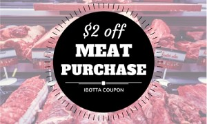 $2 off any meat purchase