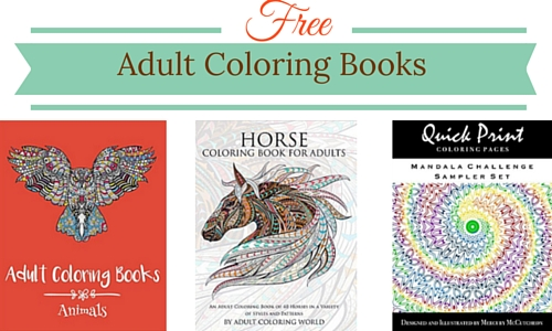 Like To Color This Amazon Deal Will Give You Tons Of Beautiful Pages And They Are All FREE There 12 Adult Coloring Books For Kindle