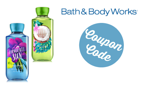 Bath & Body Works: Buy 2, Get 4 Free!