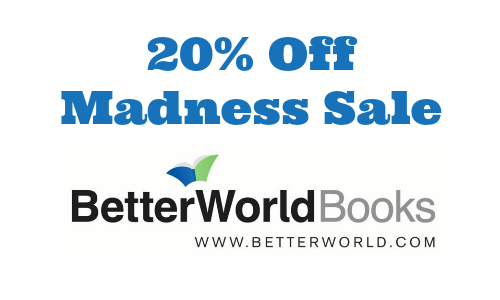 Better World Books Madness Sale