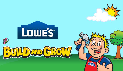Lowes: Free Build and Grow Class