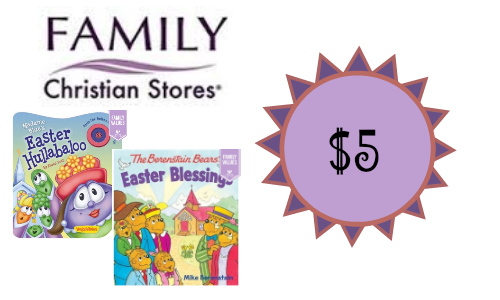 Kid's Items $5 at Family Christian Store