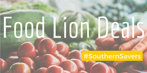 Food Lion Weekly Ad Deals Southern Savers Southern Savers