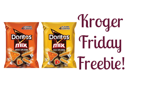 Kroger Friday Freebie: Doritos Mix