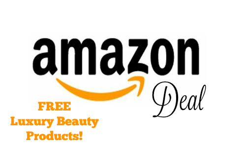 Luxury Beauty Products: Free After Credit Back!