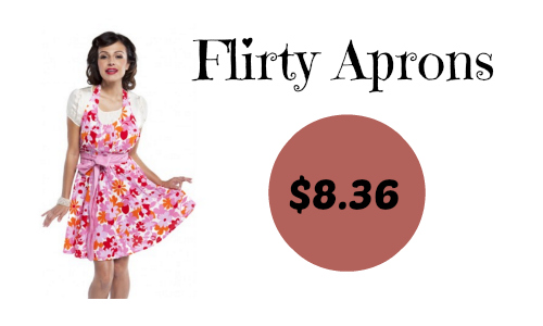Flirty Aprons: Lindy Apron $8.36 Shipped