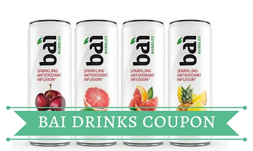 bai drinks coupon