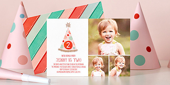 birthday card tiny prints voucher