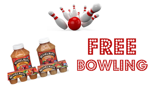 Free Bowling from Mussselmans