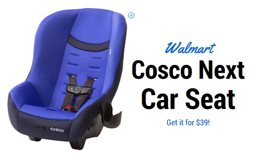 Walmart Cosco Convertible Car Seat 39 Southern Savers