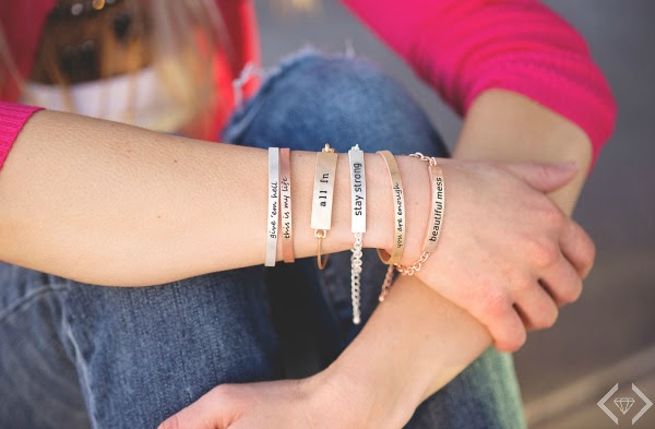 Cents of Style: Tribe Bracelets, $9.99