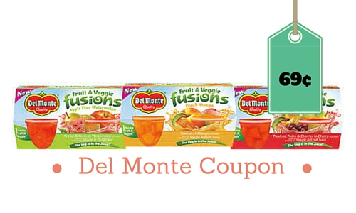 del monte fruit coupon