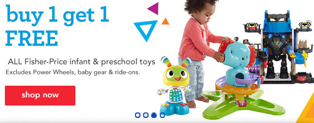fisher-price toys sale