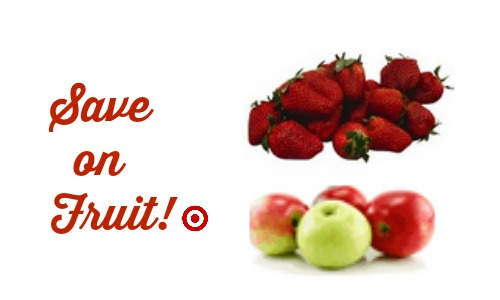 fruit savings target coupons