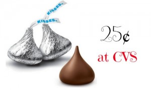 hershey kisses at cvs