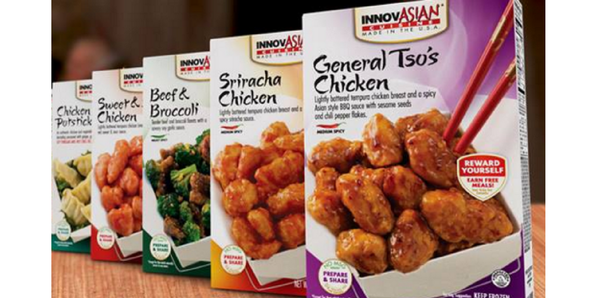 InnovAsian Coupons | Makes Frozen Meals 74¢ Each ...