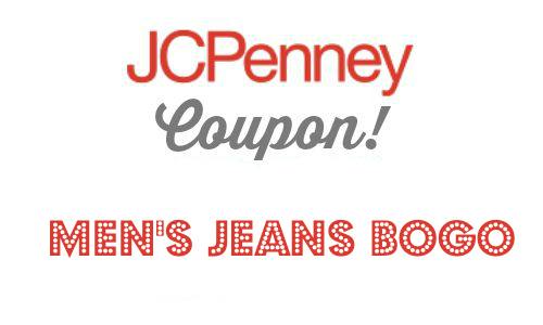 JCPenney: Men's Jean Sale