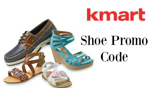 Kmart Shoe Sale!
