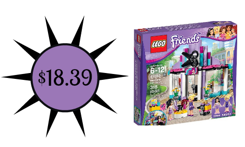 LEGO Friends Heartlake Hair Salon, $18.39