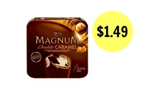 Bi Lo Stores >> Magnum Ice Cream Coupon | Bars for $1.49 :: Southern Savers
