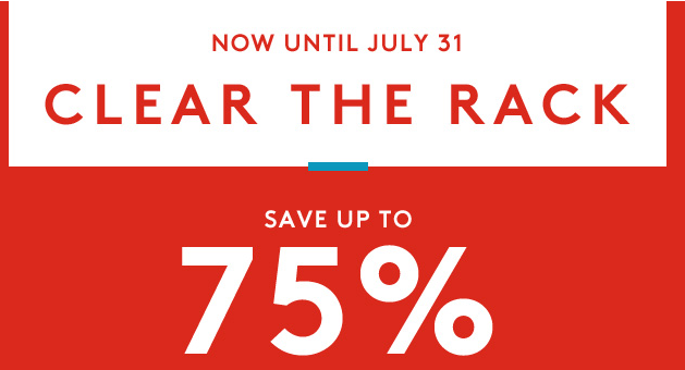 Nordstrom rack sale dates