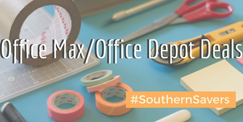 office depot-max weekly ad