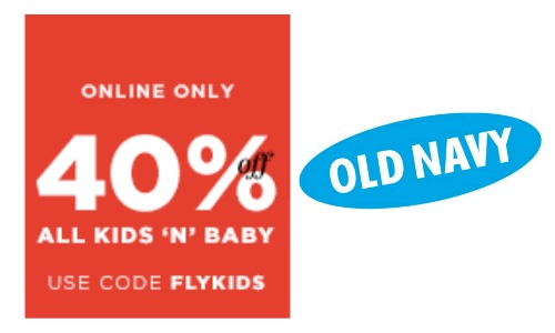 old navy kid sale