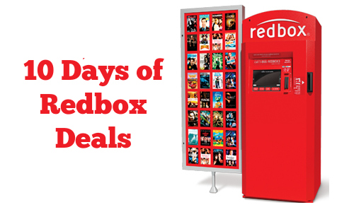 10 Days of Redbox Mobile Coupon