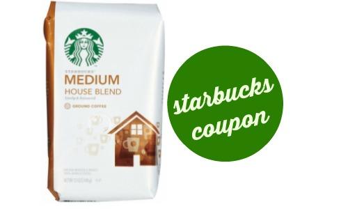 Starbucks Coupon Coffee Bags Southern Savers
