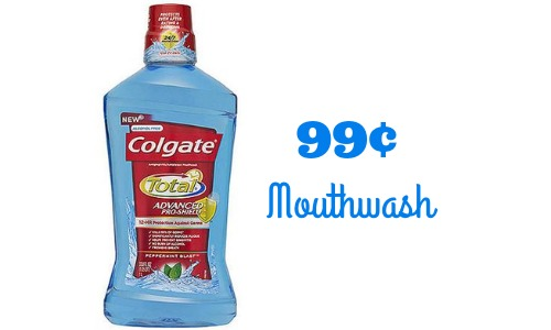 total mouthwash colgate coupon