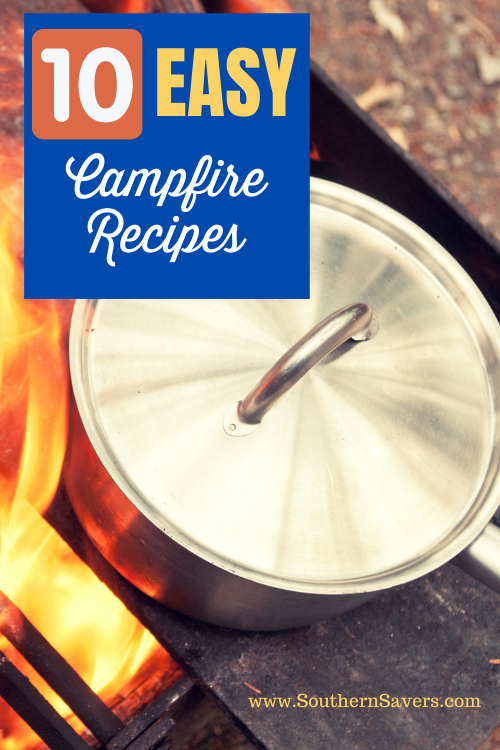Here are some of my favorite easy campfire recipes that can be cooked right at your campsite.