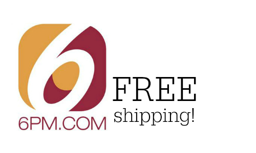 6PM.com: Free Shipping