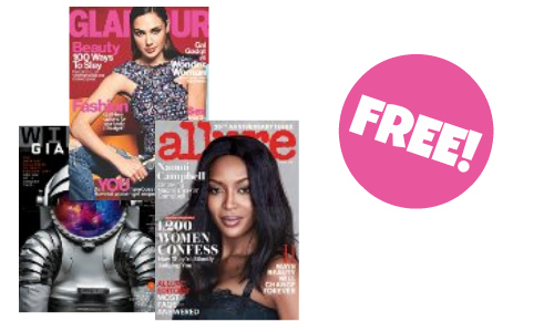 Amazon Prime: Free Magazine Deal