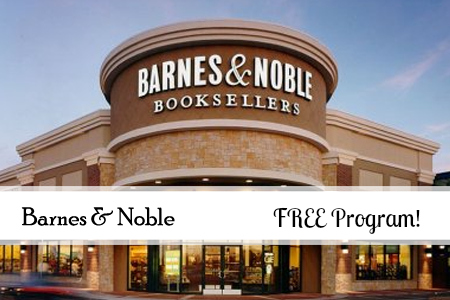 Barnes & Noble Free Educator Program