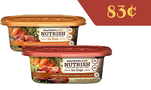 Rachael Ray Nutrish Coupons