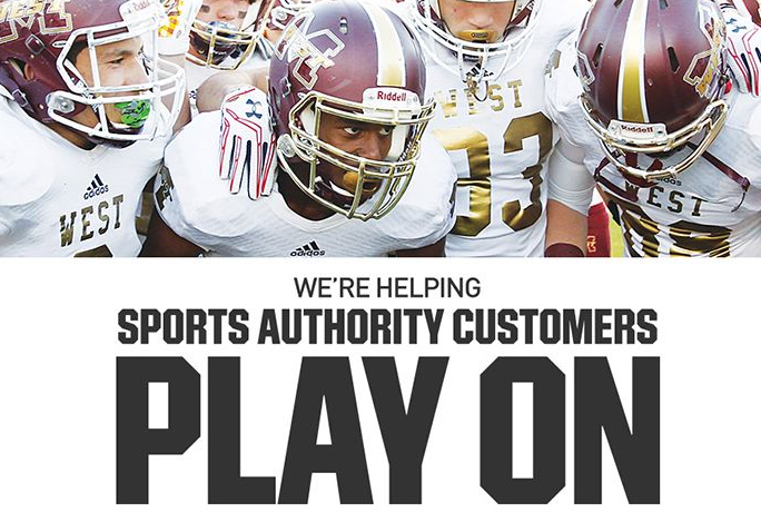 dick's and sport's authority credit offer