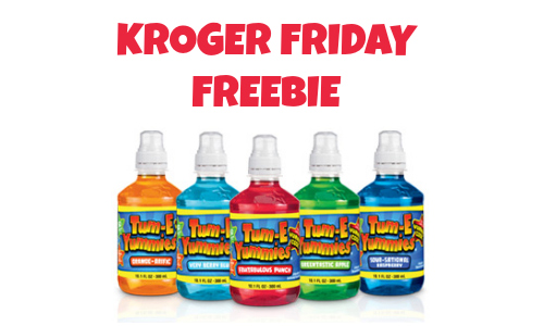 Kroger Friday Freebie: Free Tum E-Yummie